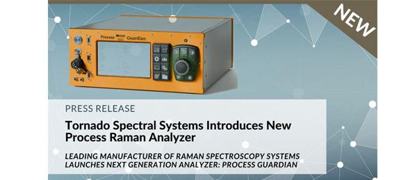 Tornado Spectral System presenta su nuevo analizador Raman de procesos