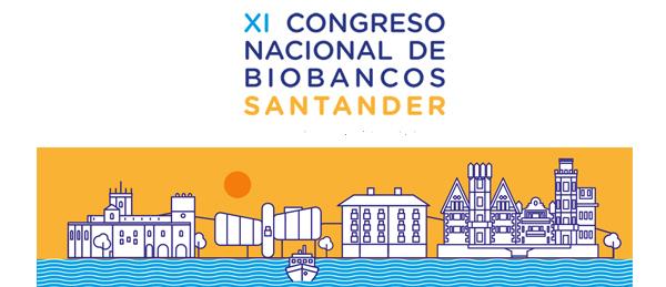 XI Congreso Nacional de Biobancos en Santander: 28-29 de octubre de 2021