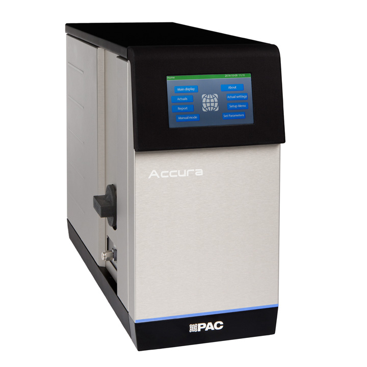 AC ACCURA - Inyector de Gases y LPGs.