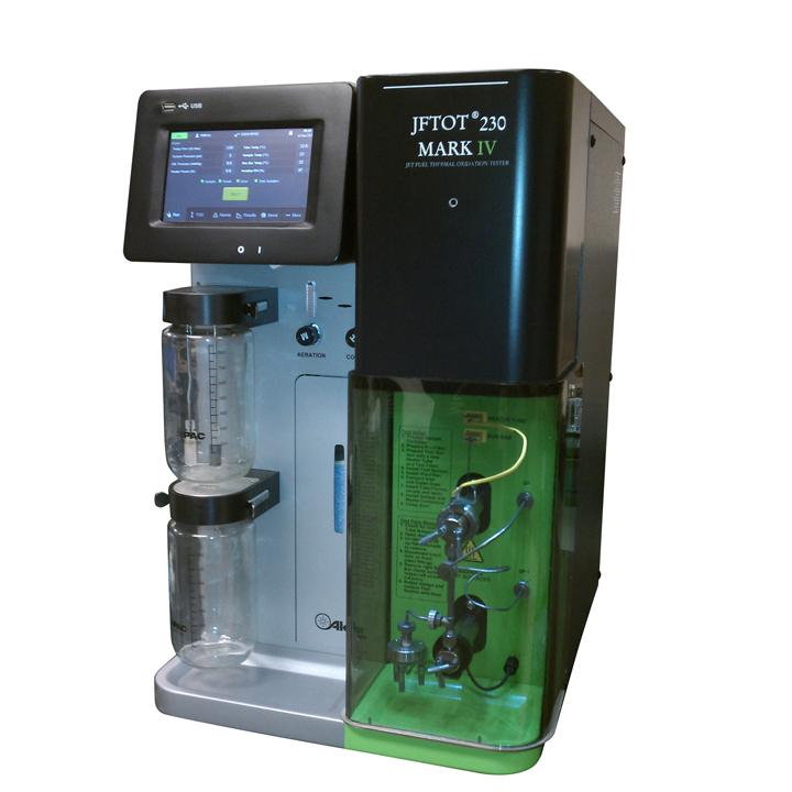 JFTOT IV - Estabilidad a la Oxidación Térmica
