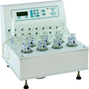 Electrolab EDC-07 - Aparatos de celda de difusión