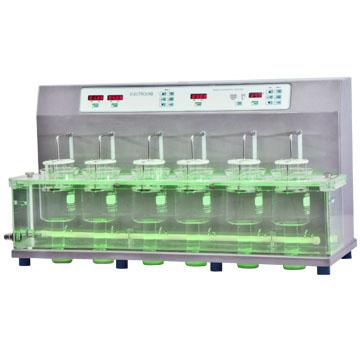 Electrolab ED-6AL - Tests de desintegración