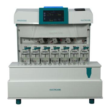 Electrolab EFD-07 - Test de disolución de flujo continuo