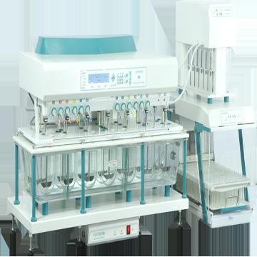 Electrolab ETD-1020 - Test de densidad de compactación (Tap Density)