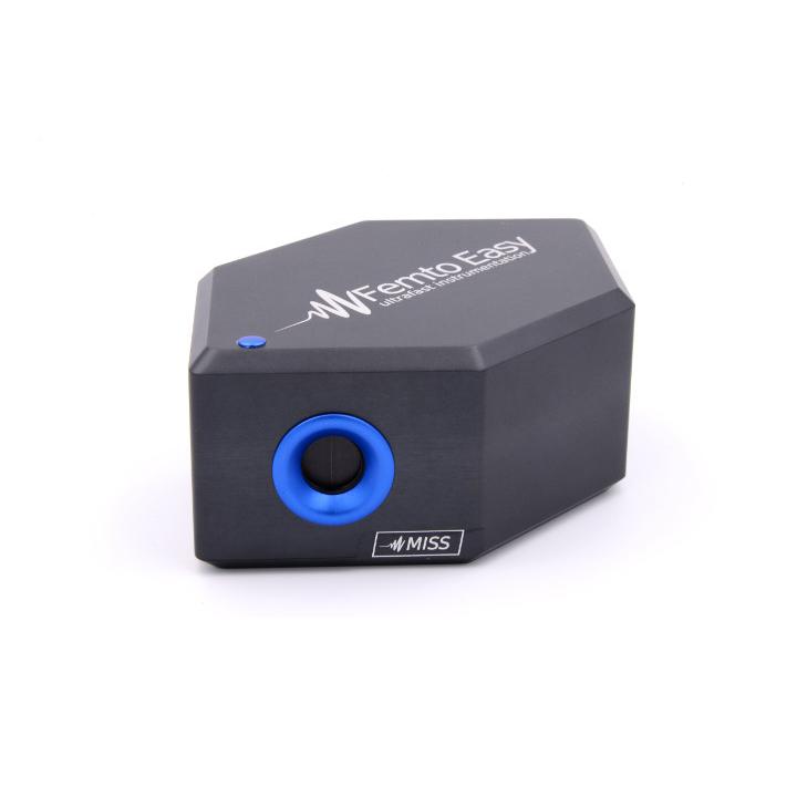 MISS - Espectrómetro de imagen compacto MISS