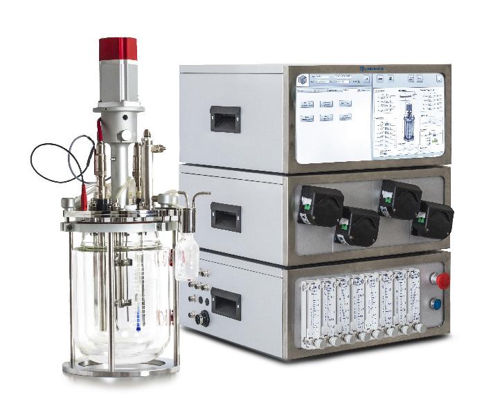 ADVANCED - Biorreactor controlador Advanced