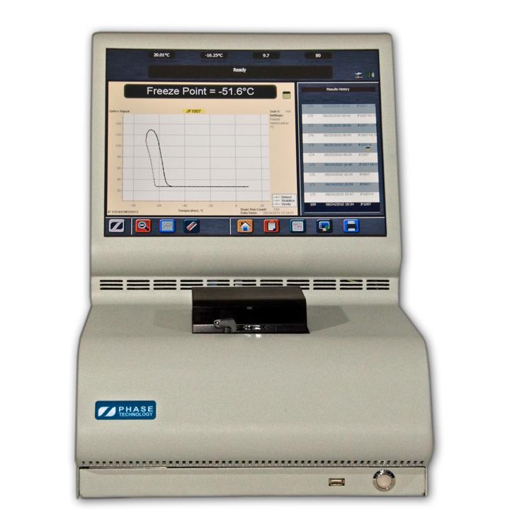 JFA-70Xi-PC - Analizador de Jet de Freeze, Viscosidad y Densidad