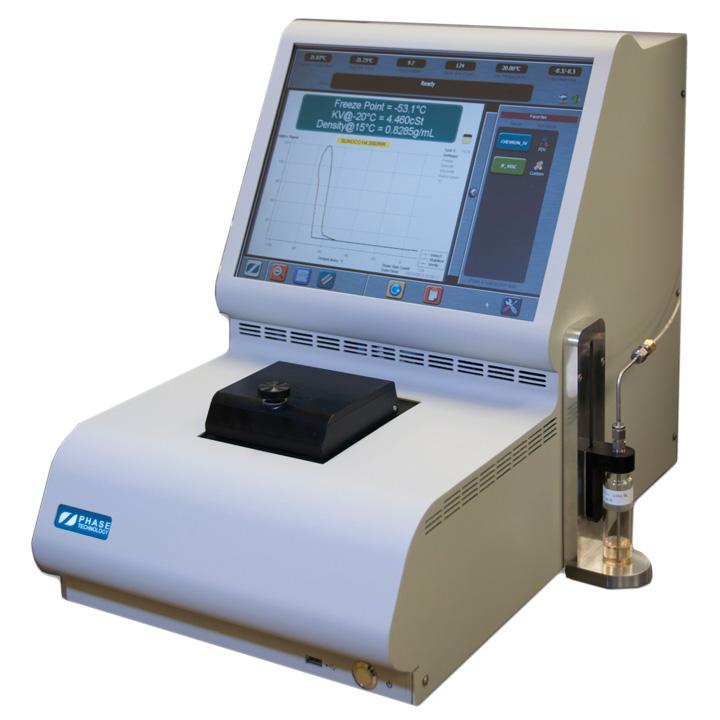 MFA-70Xi - Analizador de Cloud y Pour Point, viscosidad y densidad de Fueles Marinos