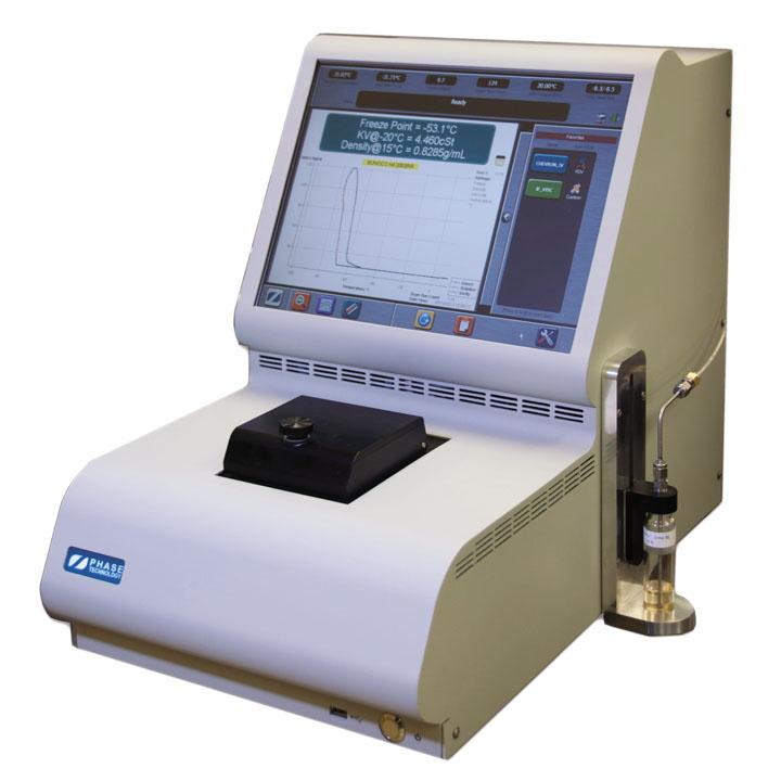 PSA-70Xi - Analizador de Cloud Point, Pour Point y Freezing Point