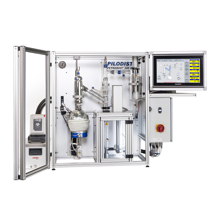 PD300CC - Destilador Automático a vacío