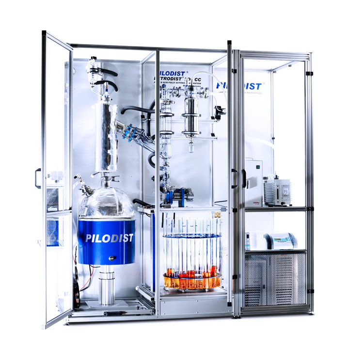 PD200CC - Destilación automática Potstill