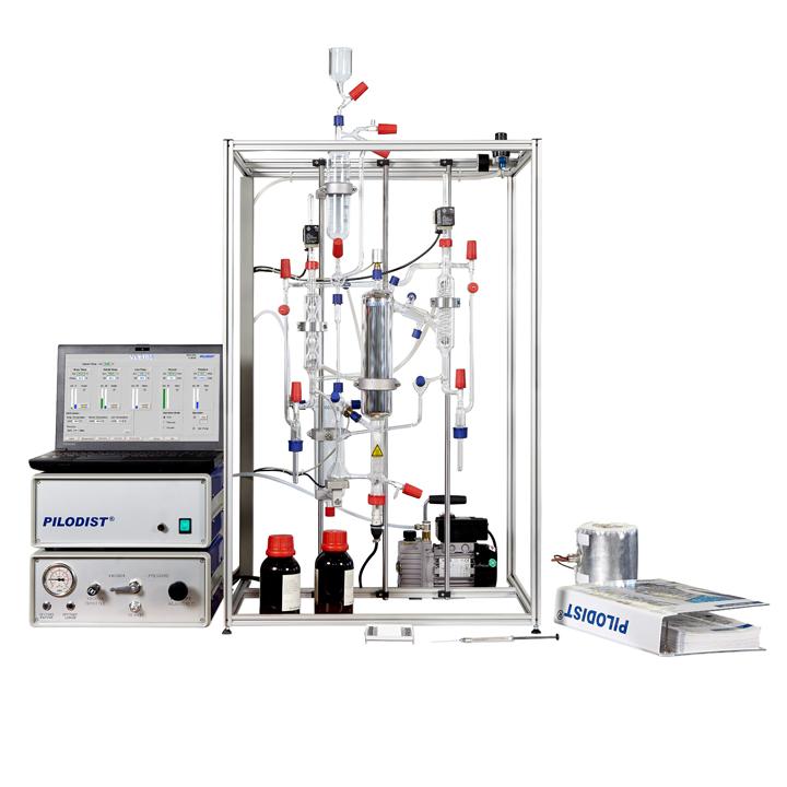 VLE100 - Equilibrio vapor-líquido