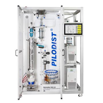 QUICKDISC 500CC - Destilación a pequeña escala automática