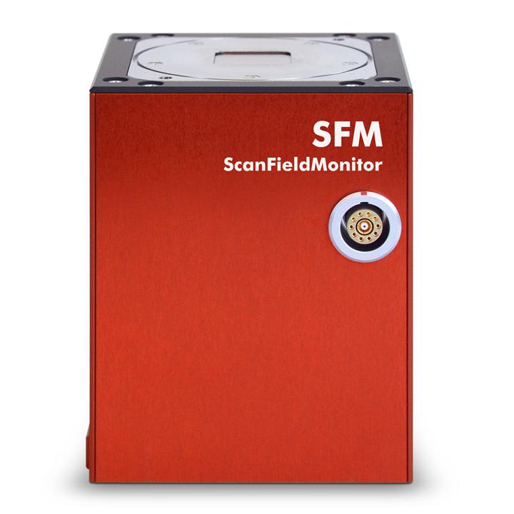 ScanFieldMonitor - Equipo para la medida de los parámetros del haz láser