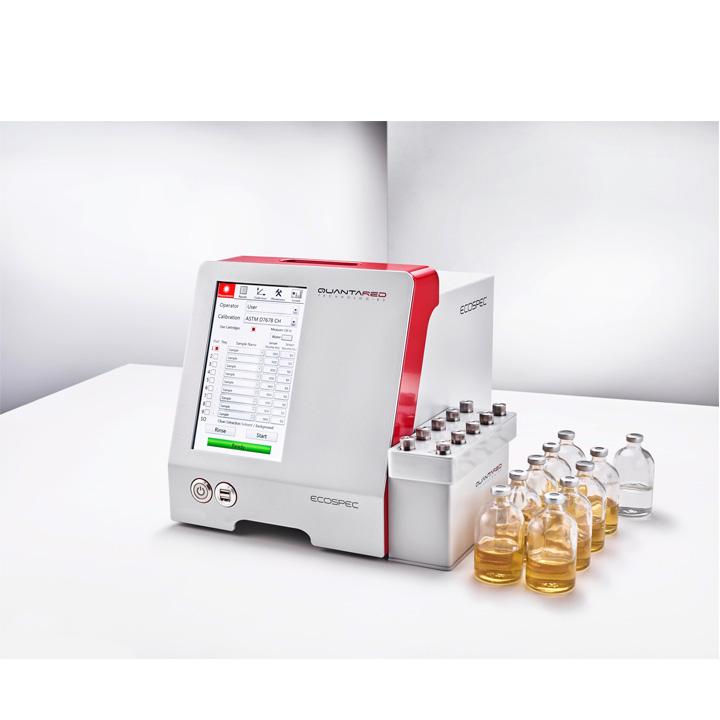EcoSpec - Analizador de aceite en agua y suelos