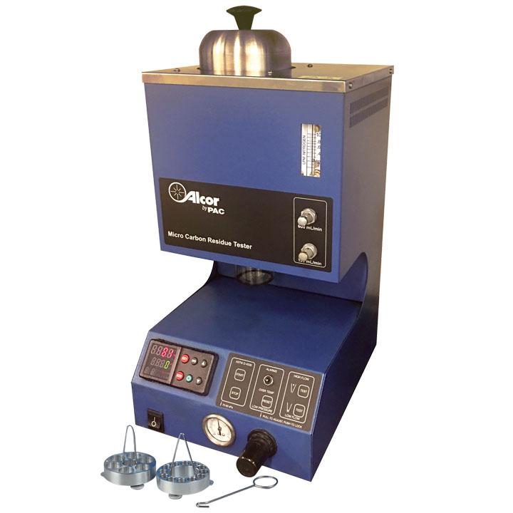 ALC MCRT160 - Equipo de Resíduo Carbonoso