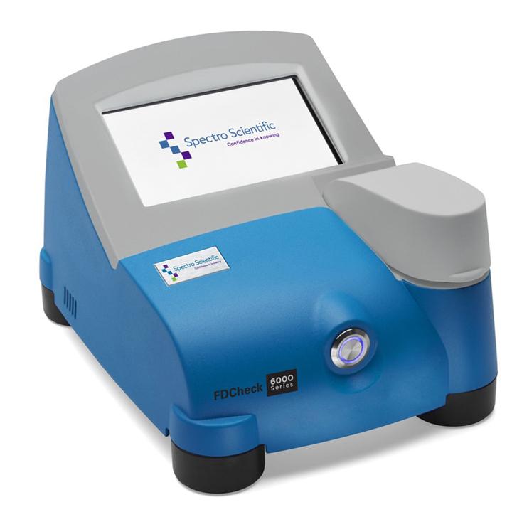 FDM 6000 - Analizador portátil para medida de dilución de combustibles en aceite