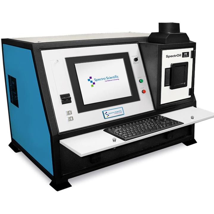 SpectrOil M - Analizador elemental de sobremesa RDE-OES militar