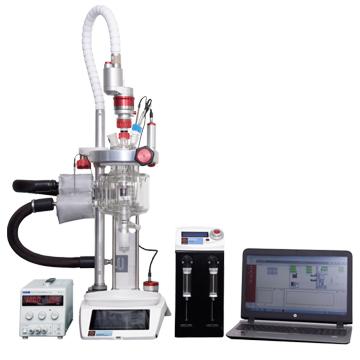Syrris Atlas Calorímetro - Sistema de calorimetría básica