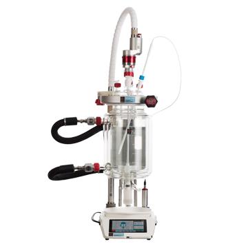 Syrris Atlas-HD - Sistema de reacción automatizado (Pantalla táctil, reactor encamisado)