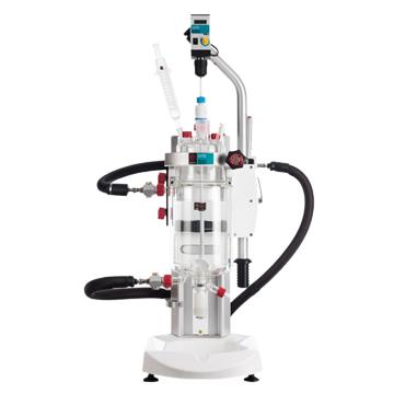 Syrris Orb - Sistema de reacción manual (reactor encamisado)