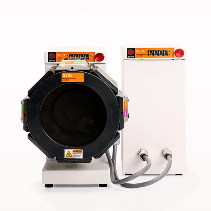 Fotorreactor para química de flujo