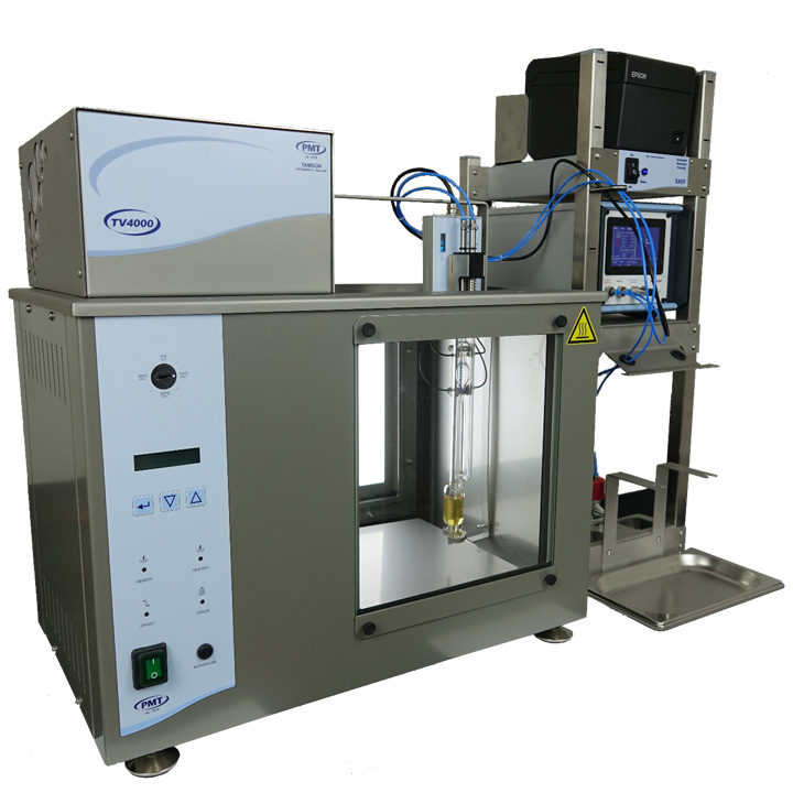 TV4000 AKV EASY - Baño semiautomático de viscosidad