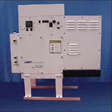 SUN3000 - Simulador solar con clasificación AAA