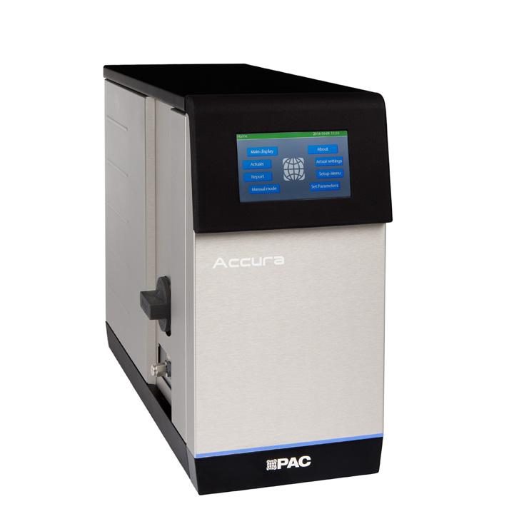 ACCURA - Inyector de Gases y LPGs