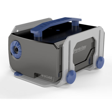 BOAR - Autocorrelador BOAR (Bimirror based Optical Autocorrelation with Retrieval)