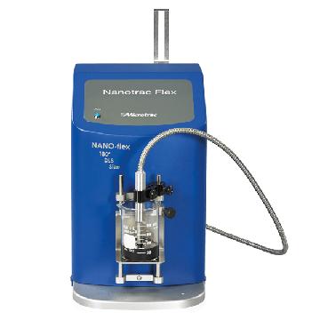 NANOTRAC FLEX - ANALIZADOR DE TAMAÑO DE PARTÍCULAS (0,3 NM-10 MICRAS)