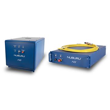 AO200 - Láser azul - 200W @ 450nm con fibra de 200 mm