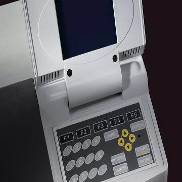 T80 - Espectrofotómetro UV-Vis de sobremesa de doble haz