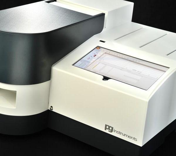 T85 - Espectrofotómetro UV-Vis de sobremesa de doble haz