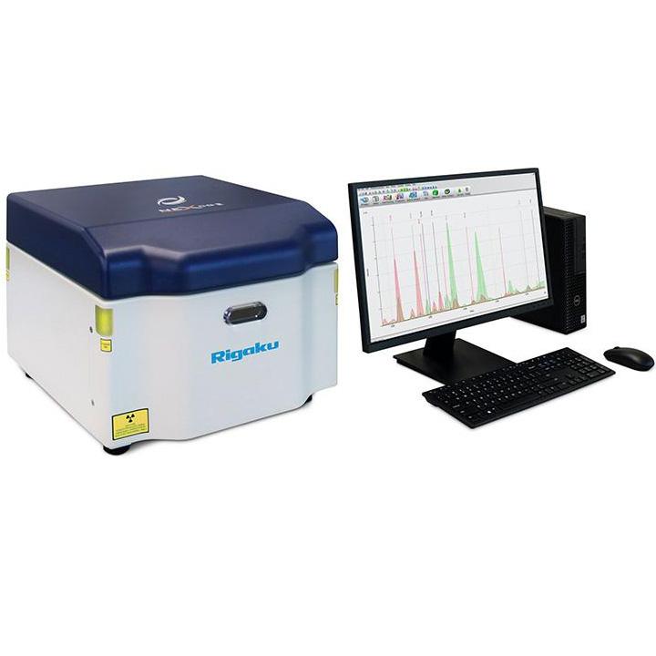NEX CG II - Analizador elemental por EDXRF con excitación monocromática