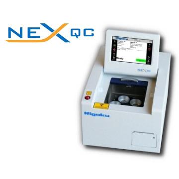 NEX QC - ANALIZADOR ELEMENTAL POR ED-XRF COMPACTO DE SOBREMESA