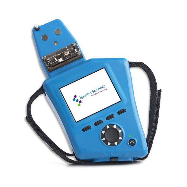 FluidScan 1000 - Analizador infrarrojo para aceites