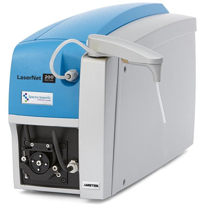 LaserNet 200 - Analizador de partículas en aceites