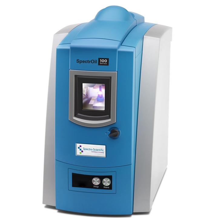 SpectrOil100 - Analizador elemental de sobremesa RDE-OES